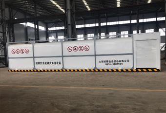 撬装加油站-50m³箱式阻隔防爆