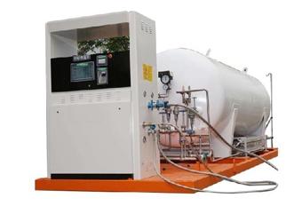LNG加气装置