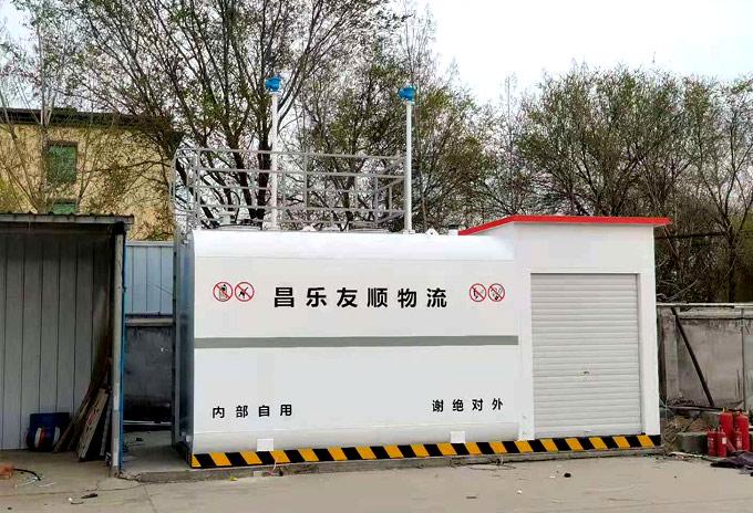 撬装加油站-撬装式加油装置
